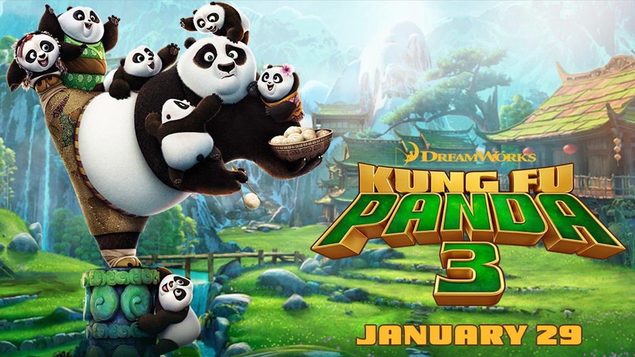 lej kung fu panda 3